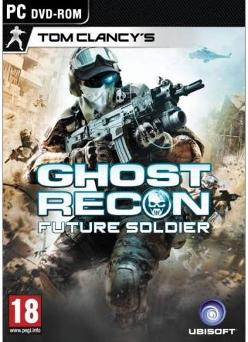 Скачать Tom Clancy's Ghost Recon: Future Soldier (2012 RUS Repack от a